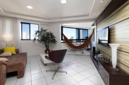 Apartamento com 3 quartos à venda, 128 m² por R$ 990.000 - Boa Viagem - Recife