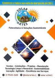 Energia Fotovoltaica.