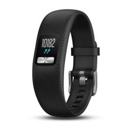 Relógio Smartwatch Garmin Vivofit 4 - Preto - 12X Sem Juros
