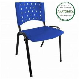 Cadeira plastica colorida com preço baixo