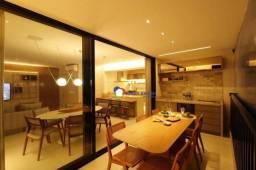 Título do anúncio: Apartamento com 3 dormitórios à venda, 119 m² por R$ 726.315,79 - Setor Bueno - Goiânia/GO
