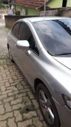 Vendo ou Troco Honda Civic XLS Completo Ano 2007