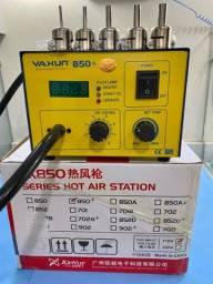 Estação de ar quente Yaxun 850+