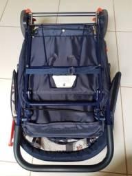 Vendo carrinho de bebê funny voyage