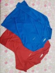 Blusa proteção solar