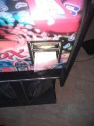 Máquina de música atualizada Ac Cartão