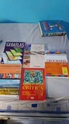 LIVROS DE GEOGRAFIA GERAL, GEOGRAFIA DO BRASIL, GEOGRAFIA CRÍTICA