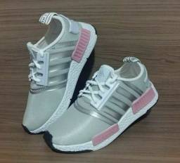 Vendo tênis Adidas nmd e nike esportivo ( 120 com entrega)