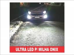 Ultra Led Premium Farol de Milha Onix/Prisma