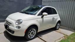 Fiat 500 Cult 1.4 Flex - Baixa Km - segundo dono - 2012/12