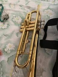 Trompete Weril + Bocal Yamaha 11B4