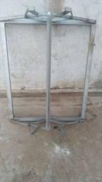Rack de Teto Suporte para escada