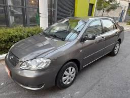 Corolla XLI 05 automático