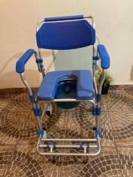 Cadeira de banho Higiênica D60 Dellamed