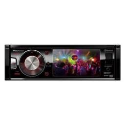 DVD Player Pioneer DVH-8680AVBT com Tela de 3.5? - Até 10x Sem Juros