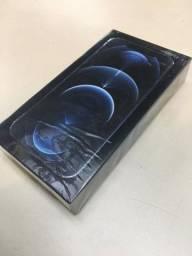 IPhone 12 Pro Max 128gb. Lacrado, 1 ano de garantia Apple