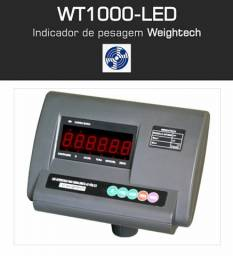 Indicador de Balança WT1000 Weightech