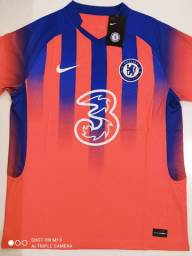 Camisa Chelsea Third Nike 20/21 - Tamanhos: P, M, G