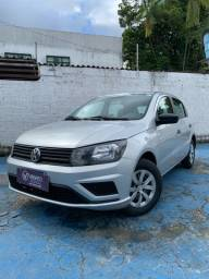 VW Gol 2019 Completo Placa mercosul  único dono