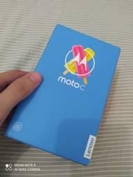 Moto C Dual Sim 16 Gb preto-brilhante 1 Gb Ram Lacrado - Pronta Entrega