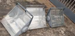 Refletores grandes sem lâmpada LEIA O ANUNCIO POR FAVOR