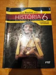 História 6 - Sociedade e Cidadania