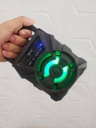 Caixinha led Bluetooth