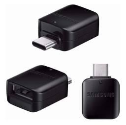 Adaptador Samsung Otg Usb Type C S8 S9 S10 Note 8 9 Original