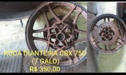 Roda Dianteira CBX 750 (7 galo)