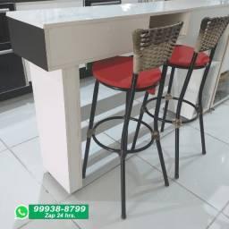 Cadeira e Banqueta Cadeira