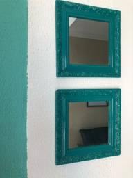 2 Quadros espelho