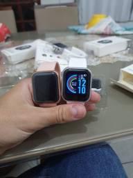 Smart watch no atacado e varejo!! D20/y68 de todas as cores!!