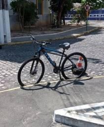 Bicicleta aro 29 quadro 19 alumínio