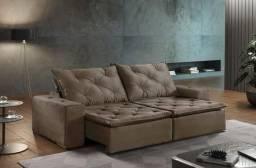 Sofa retratil reclinavel búzios 2,10 OKM819