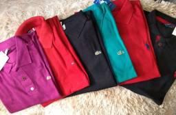 Camisas básicas , social ,térmicas  e short extra grande valor na descrição