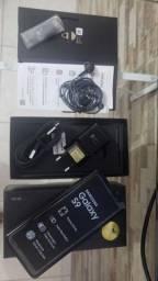 Samsung S9 128gb com caixa e acessórios originais