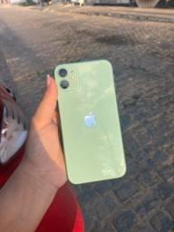 IPHONE 11 64gb VERDE