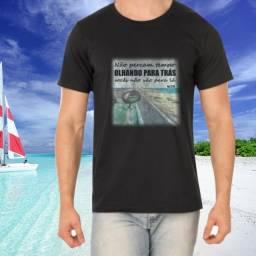 Camiseta Cristã - Moda evangélica adulto e infantil