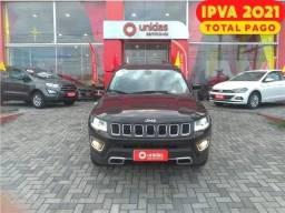 Jeep Compass 2.0 16V Diesel Limited 4X4 Automático