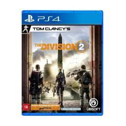 The Division 2 - PS4 - Novo (Lacrado) - Mídia Física