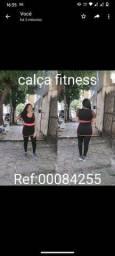 Calça fitness moda evangélica