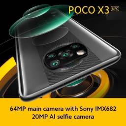 Xiaomi Poco X3 Lacrado na caixa