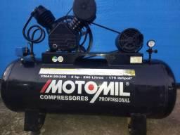 Compressor de ar 20 pés