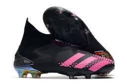 Chuteira Adidas Predator Mutator 20+ Preta Campo<br><br>
