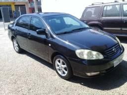 Título do anúncio: Corolla 2003 automático