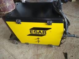Máquina mg 366 Esab completa