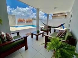 Título do anúncio: Excelente casa  3 suítes móveis fixos,piscina,Cond.Alameda do Horto
