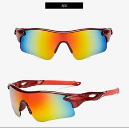 Título do anúncio: Óculos de ciclismo / esportivo para diversos esportes