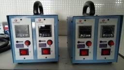 Controlador de Temperatura para Câmara Quente