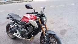 Moto Honda cb650r